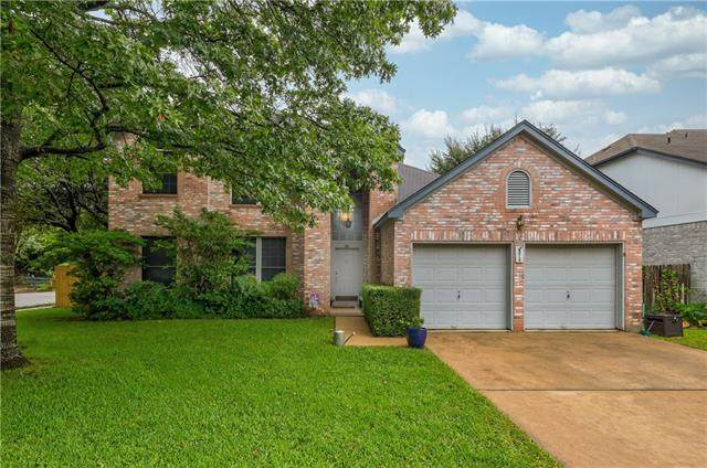 2314 Falcon Dr, Round Rock, TX 78681 (#9847053) :: Front Real Estate Co.
