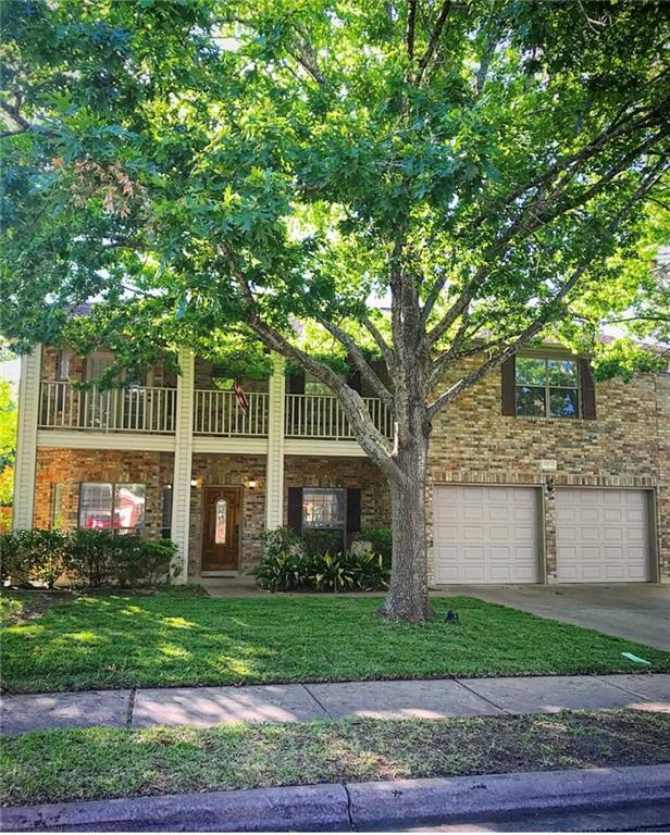 1011 Pine Creek Dr, Pflugerville, TX 78660 (#9889339) :: RE/MAX Capital City