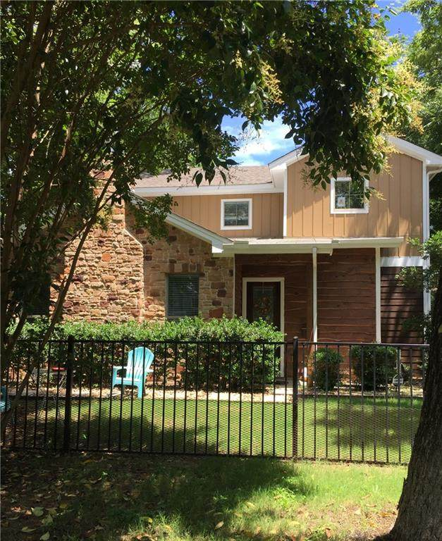 5603 William Holland Ave A, Austin, TX 78756 (#9909876) :: Tai Earthman | Keller Williams Realty