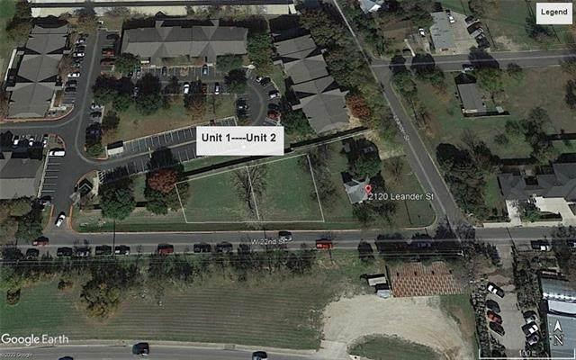 000 W 22nd Street, Georgetown, TX 78626 (MLS #1122473) :: Green Residential