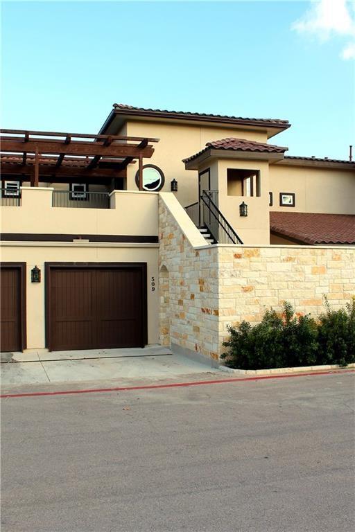 2601 N Quinlan Park Rd #509, Austin, TX 78732 (#1902701) :: Papasan Real Estate Team @ Keller Williams Realty