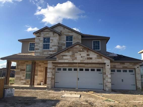721 Paper Daisy Path, Leander, TX 78641 (#2061220) :: The ZinaSells Group
