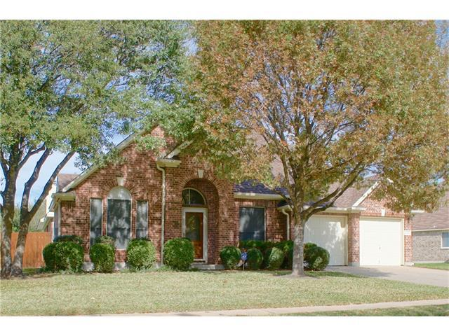 4018 Galena Hills Dr, Round Rock, TX 78681 (#2061650) :: The ZinaSells Group