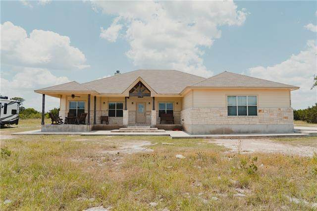 111 Sunset Peak, Bertram, TX 78605 (#2286654) :: Front Real Estate Co.