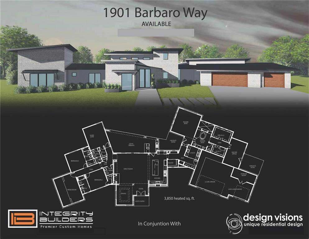 1901 Barbaro Way - Photo 1