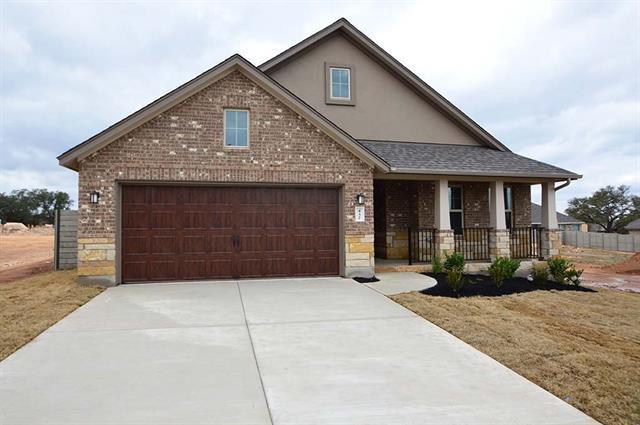 432 Granite Rock Ln, Georgetown, TX 78628 (#3677284) :: The ZinaSells Group