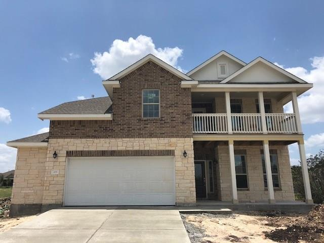 205 Allegrini St, Leander, TX 78641 (#3795060) :: Watters International