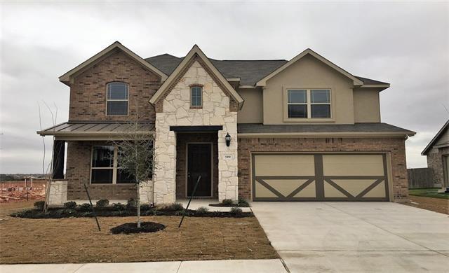 729 Heritage Grove Rd, Leander, TX 78641 (#4201948) :: Forte Properties