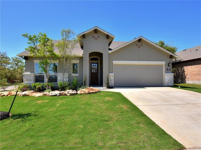 124 Cibolo Ridge Dr, Georgetown, TX 78628 (#4331449) :: Papasan Real Estate Team @ Keller Williams Realty