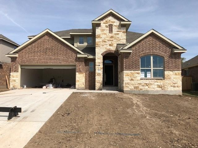 504 Scenic Bluff Dr, Georgetown, TX 78628 (#4526376) :: Papasan Real Estate Team @ Keller Williams Realty