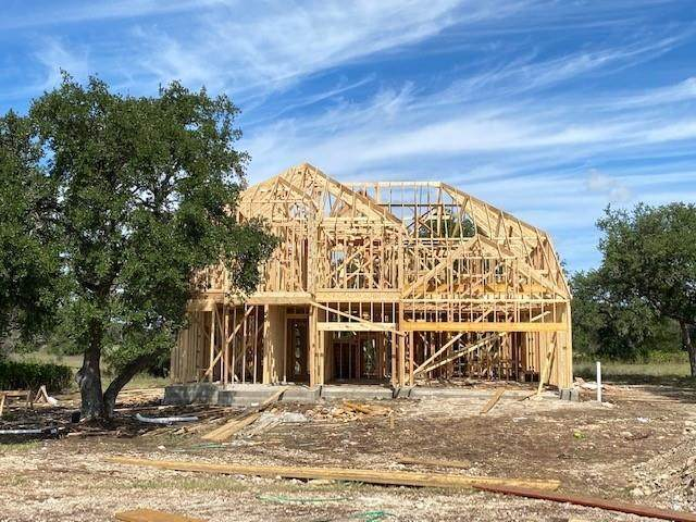 1501 Scenic Oaks Dr, Georgetown, TX 78628 (#4545085) :: Papasan Real Estate Team @ Keller Williams Realty