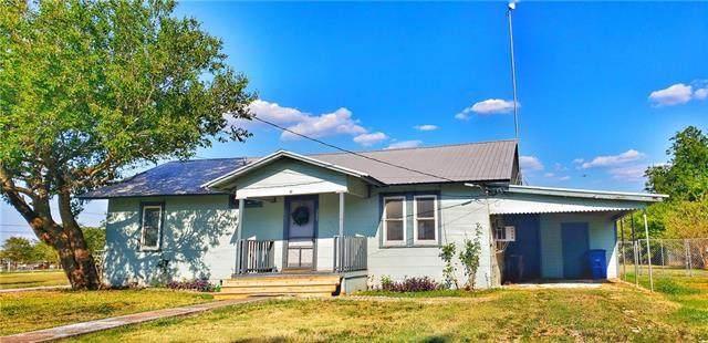 335 N Lillian St, Bartlett, TX 76511 (#4721988) :: R3 Marketing Group