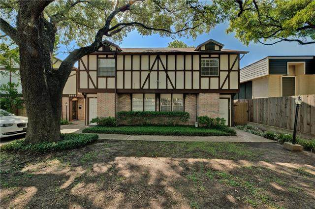 7405 Shadow Hill Dr, Austin, TX 78731 (#5156100) :: The Perry Henderson Group at Berkshire Hathaway Texas Realty