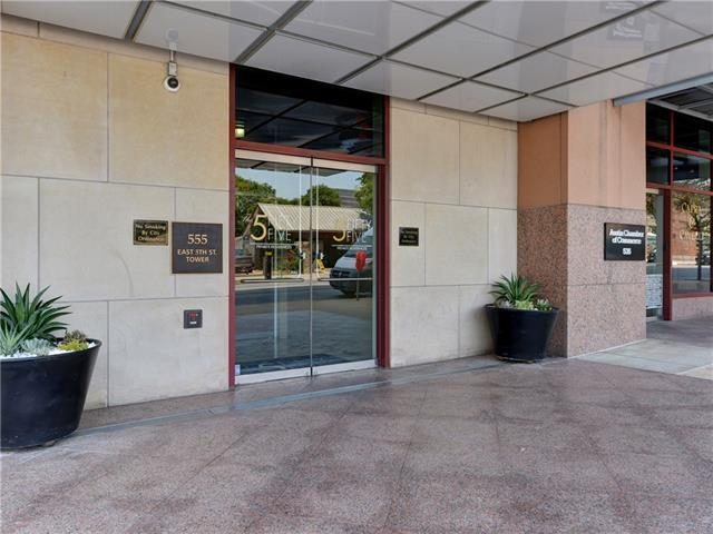 555 E 5th St #803, Austin, TX 78701 (#5468763) :: TexHomes Realty