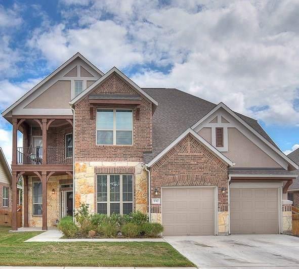 937 Naranjo Dr, Georgetown, TX 78628 (#6048428) :: Douglas Residential
