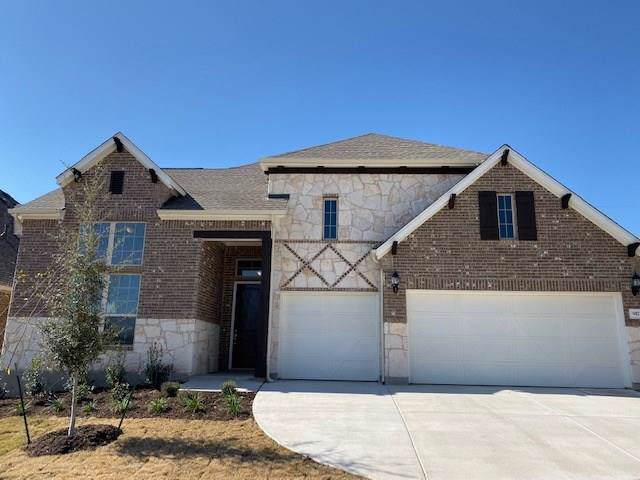 917 Richardson Ln, Leander, TX 78641 (#6575984) :: The Perry Henderson Group at Berkshire Hathaway Texas Realty