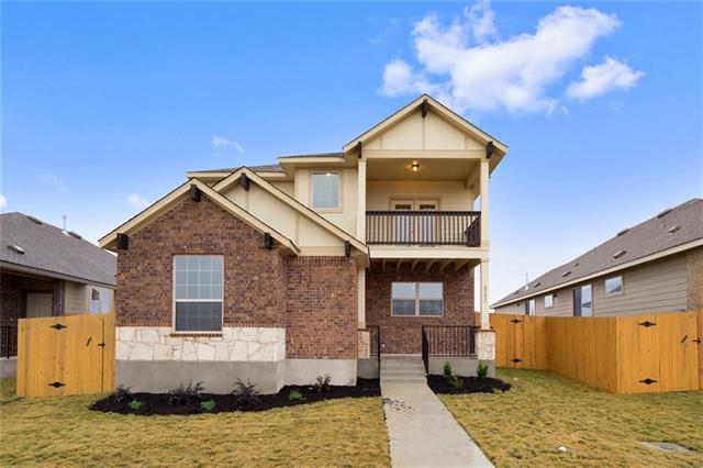 8153 Daisy Cutter Xing, Georgetown, TX 78626 (#7585202) :: The ZinaSells Group