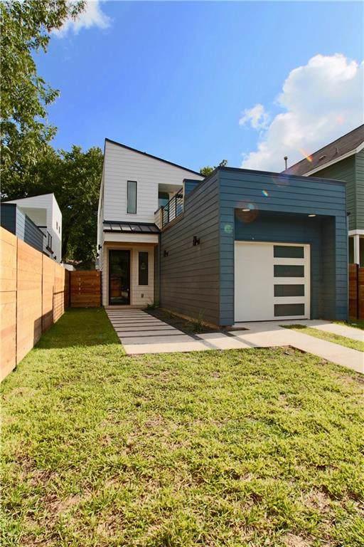 2910 Garwood St A, Austin, TX 78702 (#7601164) :: Ana Luxury Homes