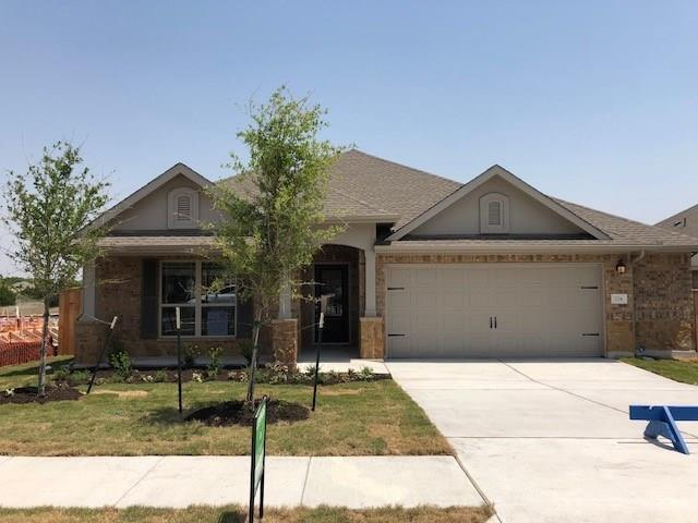 224 Allegrini St, Leander, TX 78641 (#7937772) :: The ZinaSells Group