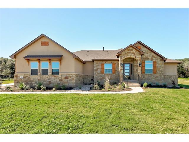 2621 Greatwood Trl, Leander, TX 78641 (#8256704) :: The ZinaSells Group