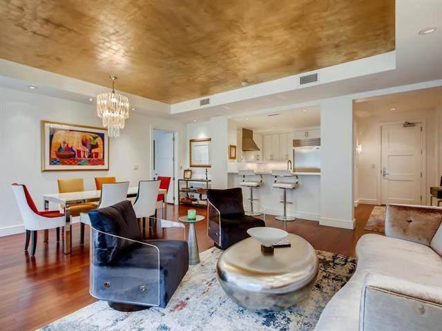 98 San Jacinto Blvd #705, Austin, TX 78701 (#8520992) :: The Perry Henderson Group at Berkshire Hathaway Texas Realty
