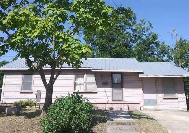 210 N Porter St, Lampasas, TX 76550 (MLS #9297822) :: Brautigan Realty