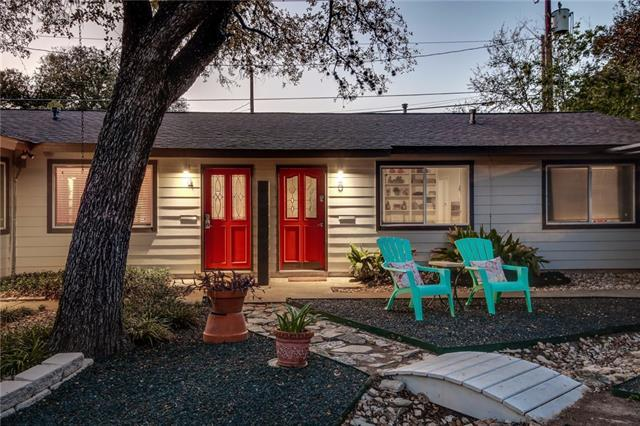 3504 Griffith St #5, Austin, TX 78705 (#9687566) :: Watters International