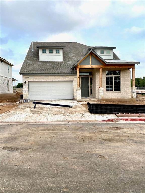 3600 Brushy Creek Rd #4, Cedar Park, TX 78613 (MLS #9810575) :: Brautigan Realty