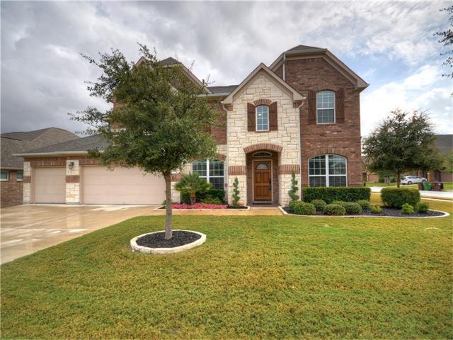 2801 Saint Frances Ct, Round Rock, TX 78665 (#9852101) :: Forte Properties