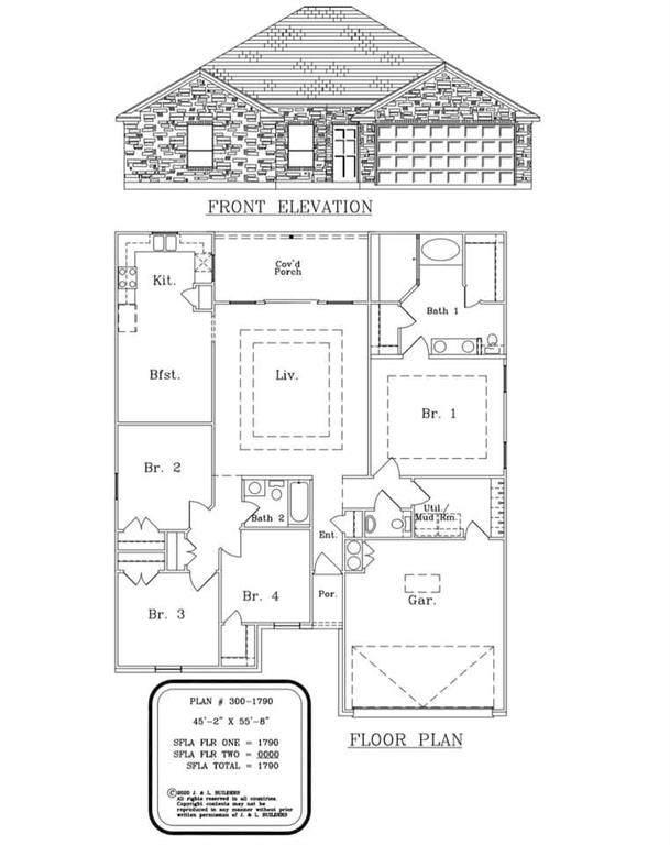 100 Thomas Cv S, Burnet, TX 78611 (MLS #9864673) :: Brautigan Realty