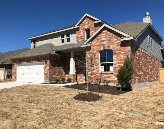 512 Scenic Bluff Dr, Georgetown, TX 78628 (#1066343) :: Papasan Real Estate Team @ Keller Williams Realty