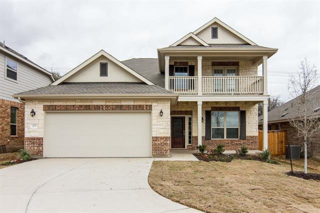 105 Crescent Heights Dr, Georgetown, TX 78628 (#1461149) :: Douglas Residential