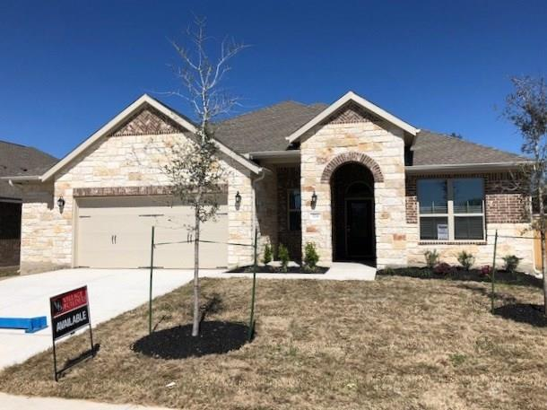 524 Scenic Bluff Dr, Georgetown, TX 78628 (#1511873) :: Papasan Real Estate Team @ Keller Williams Realty