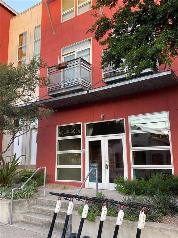 1601 E 5th St #102, Austin, TX 78702 (#2017246) :: Ben Kinney Real Estate Team