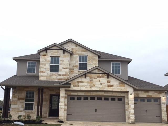 721 Paper Daisy Path, Leander, TX 78641 (#2061220) :: Papasan Real Estate Team @ Keller Williams Realty
