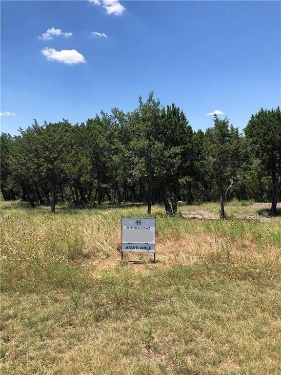 7312 Quiet Brook St, Lago Vista, TX 78645 (MLS #2599039) :: Brautigan Realty