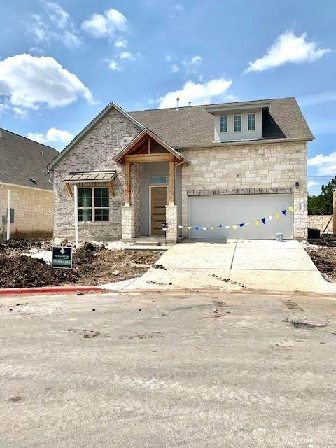 3810 Brushy Creek Rd #28, Cedar Park, TX 78613 (#4582938) :: The Heyl Group at Keller Williams