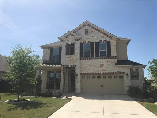 877 Wild Rose Dr, Austin, TX 78737 (#4793827) :: The Gregory Group