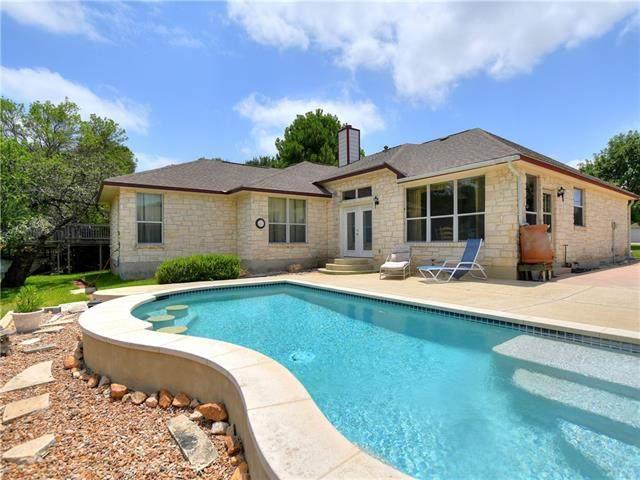 303 Mountain Vw, Sunrise Beach, TX 78643 (#5824320) :: Front Real Estate Co.
