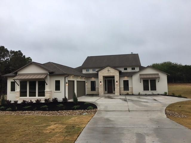10809 Vista Heights Dr, Georgetown, TX 78628 (#6074382) :: The Gregory Group