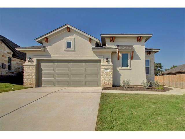 123 Creek Point Dr, Georgetown, TX 78628 (#6635021) :: The ZinaSells Group