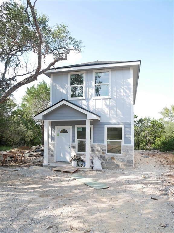318 Shady Bluff Dr, Wimberley, TX 78676 (#6806822) :: R3 Marketing Group