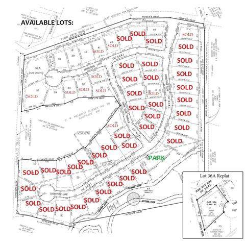 LOT 36 Lodestone Cv, Austin, TX 78738 (#8068961) :: The Heyl Group at Keller Williams