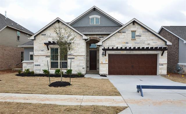 201 Lockhart Loop, Georgetown, TX 78628 (#8129553) :: Watters International