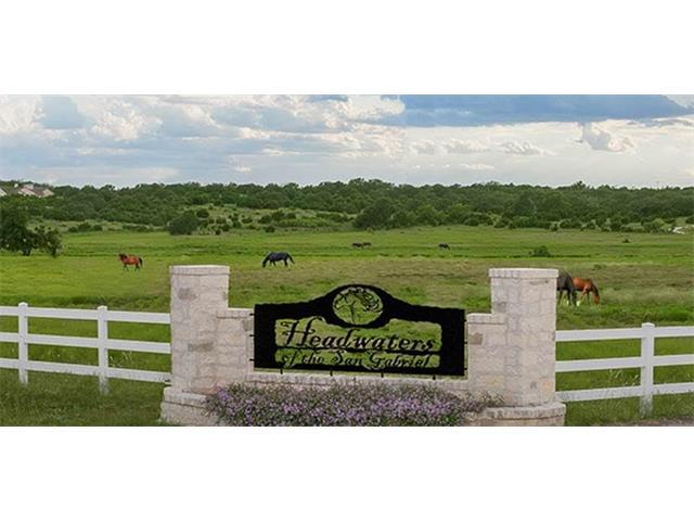 305 First Down Dash, Burnet, TX 78611 (#8345051) :: Forte Properties