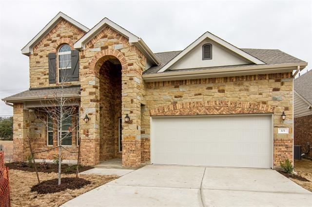 101 Crescent Heights Dr, Georgetown, TX 78628 (#9349283) :: Douglas Residential