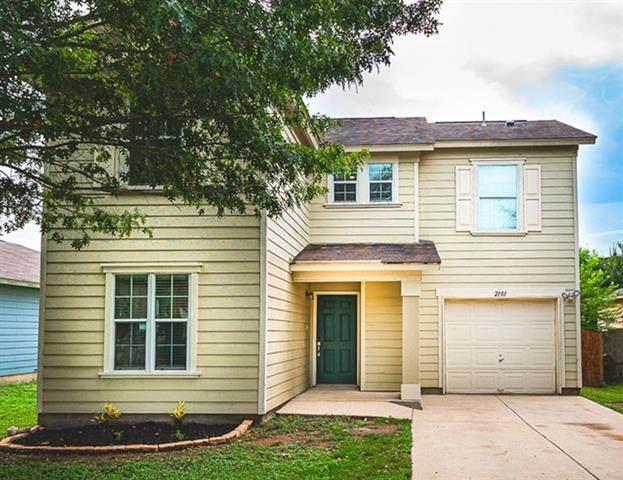 2101 Nogales Trl, Austin, TX 78744 (#9425797) :: Front Real Estate Co.