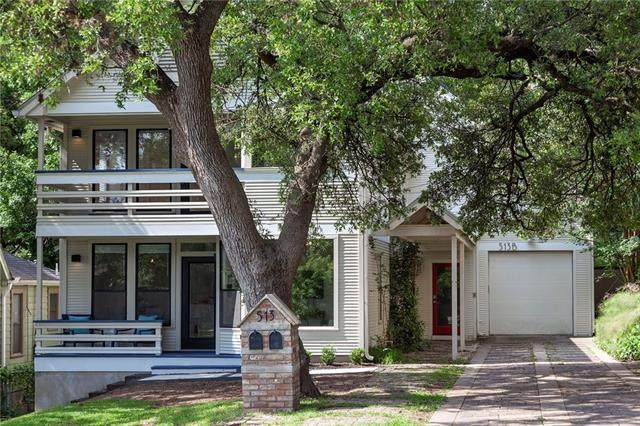 513 E Monroe St A, Austin, TX 78704 (#9561840) :: 12 Points Group