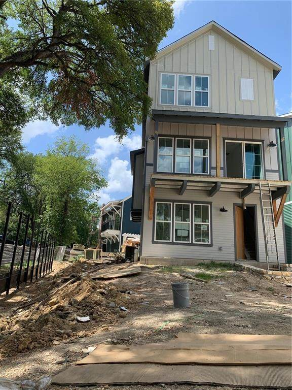 3809 Valley View Rd #11, Austin, TX 78704 (#2083648) :: Papasan Real Estate Team @ Keller Williams Realty