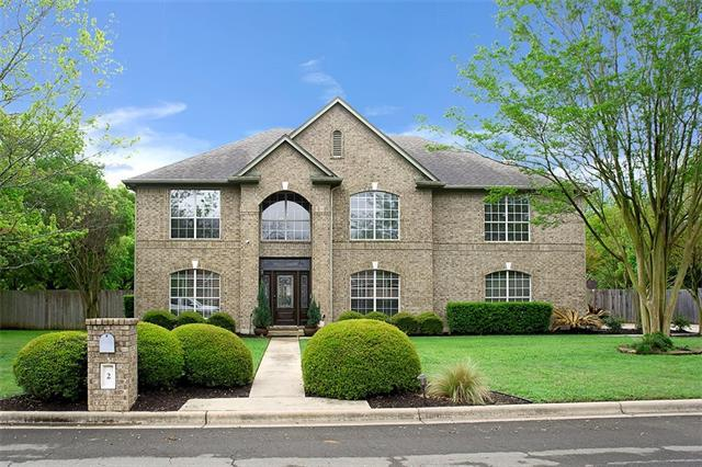 2 Meadow Run, Round Rock, TX 78664 (#2132108) :: Forte Properties